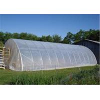 Buy cheap Clear Plastic Sheet Roll Anti Fog / Mulch Jumbo Rolling Plastic Cover For Greenhouse from wholesalers