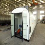 Buy cheap Steel Tile Matrix Asphalt Heating Machine , Easy Transportation Pitch Tank from wholesalers
