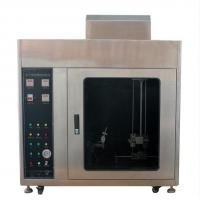 Buy cheap UL94 Horizontal / Vertical Flammability Tester for Plastic Materials from wholesalers