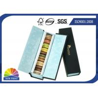 Buy cheap Custom Food Packaging Box Handmade Cardboard Dessert Cookie Paper Gift Box product