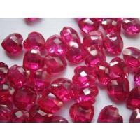 Buy cheap Synthetic Red Ruby Stone from wholesalers