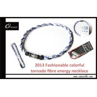 Buy cheap Energy Braided Rope Necklace keep you in Fashion and Balance with Button for Adornment from wholesalers