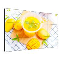 Buy cheap High Resolution 3840* 2160 Digital Signage Video Wall 0.88mm 178 Degree Visual Angle product