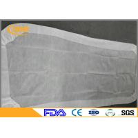 Buy cheap Disposable Mattress Covers Bedsheet / Waterproof Disposable Bed Protectors from wholesalers