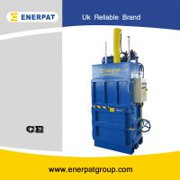 Buy cheap Best sales waste paper baler machine with CE from wholesalers