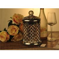 Buy cheap Cylinder Glass Candle Holder from wholesalers