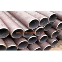 Buy cheap ASTM A53 Carbon Steel Seamless Pipe / Tubing For Construction Material from wholesalers