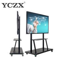 Buy cheap 55 High Definition Interactive Flat Panel Multifunctional For Office / School from wholesalers