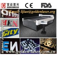 Buy cheap 1325 CNC Laser Cutter Acrylic Sheet For Signage from wholesalers