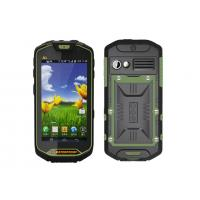 Buy cheap MTK6577 Dual Core Shock Proof Water Proof Phone 4.5 Inch With Walkie Talkie from wholesalers