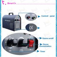 Buy cheap High concentration Ceramic Commercial Ozone Generator Air Purify Sterilizer from wholesalers