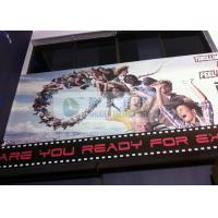 Buy cheap Hydraulic Amazing 4D Cinema System With Snow / Bubble / Rainy / Fog Effects product