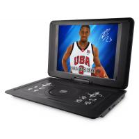 Buy cheap 10 inch Portable DVD Player with TV receiver for PAL / NTSC / SECAM programs product