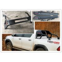 Buy cheap Toyota Hilux Revo 2016 TRD Style Steel Side Step Bars And Steel Roll Cage from wholesalers