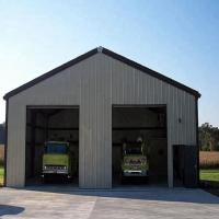 Buy cheap Prefab new products construction industrial tent structural steel frame mobile car garage from wholesalers