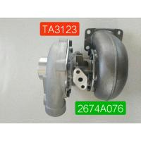 Buy cheap TA3123 Turbocharger Excavator Spare Parts For Perkins Turbo 466674-0003 from wholesalers
