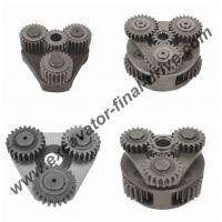 Sumitomo SH200 travel device gear parts, final drive carrier assembly, travel motor gears