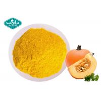 Buy cheap Organic Pumpkin Dried Fruit And Vegetable Powder Multiple Vitamins For Improving Sleep Quality from wholesalers