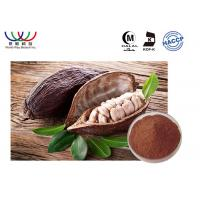 Buy cheap Healthy Care Cocoa Bean Extract Theobromine And Polyphenols Lower Blood Pressure from wholesalers