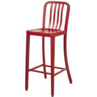 Buy cheap Dining Room Emeco Aluminum Navy Barstool Replica With Powder Coating from wholesalers