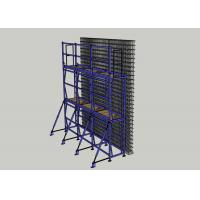 Buy cheap High Rise Building Construction Scaffolding Multi Function Operation Frame from wholesalers