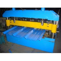 Buy cheap Aluminium Roof Sheet Cold Roll Forming Machine Roll Former roofing machine from wholesalers