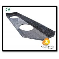 Buy cheap Xiamen Kungfu Stone Ltd supply Blue Pearl Granite Countertop In High quality and cheap price from wholesalers