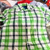 Buy cheap High Quality Mixed Used Clothing Men Short Sleeve Shirt from wholesalers