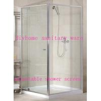 Buy cheap shower screen ,shower enclosure ,shower door from wholesalers