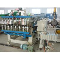 Buy cheap Coroplast Plastic Sheet Extrusion Machine / Correx Board Extruder Line from wholesalers