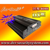 Buy cheap 4CH 3G/GPS/WIFI Hard Drive Mobile DVR from wholesalers
