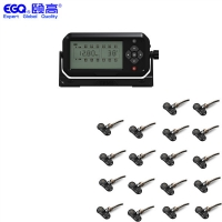 China Smart 203 Psi Wireless Truck Tire Pressure Monitoring System on sale