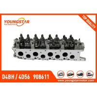 Buy cheap Complete Cylinder Head For MITSUBISHI Pajero  L300 valve just out form the main surfece level 4D56 908611 product