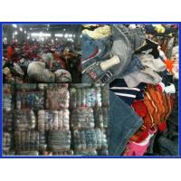 Buy cheap Gradea Summer Used Clothes From Shanghai from wholesalers