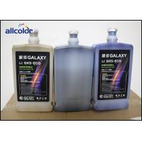 Wide Format Galaxy Eco Solvent Ink No Clogging Original For Dx4/Dx5/Dx7