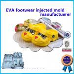 Buy cheap High Heel EVA Slipper Mould Comfortable Kids Plastic Shoe Molding from wholesalers