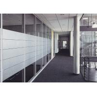 Buy cheap Decorative Acid Etched Frosted Glass Sheets For Stair Railing / Shower Rooms from wholesalers