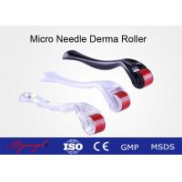 Buy cheap Medical Skin Care Fine Titanium Micro Needling Derma Roller For Acne Scars from wholesalers