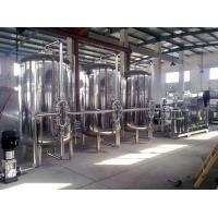 Buy cheap CE ISO Approved RO Water Treatment System SS304 50 Hz For Drinking Water from wholesalers