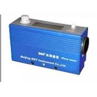 Buy cheap Gloss Meter, 1.5V High stability Gloss Meters for floor board Measurement 0~199.9Gs, RG-B60 from wholesalers