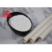 Buy cheap PVC Pipe Ground Calcium Carbonate Heat Protection HS Code 28365000 from wholesalers