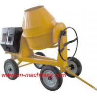 Buy cheap Electric One Phase Mini Concrete Mixer 280L Diesel Mini Concrete Mixer For Sale from wholesalers