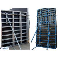 Buy cheap 120 Steel Frame Wall Formwork System With Perfect Concrete Finish 120mm Thickness from wholesalers