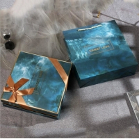 Buy cheap Customized Wholesale Box printing  Christmas Gift Packaging Box from wholesalers