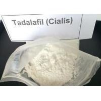 Buy cheap Safe Healthy Natural Legal Oral Steroids Tadalafil Cialis White Powder CAS 171596-29-5 from wholesalers