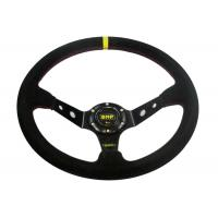 Buy cheap Black Heated Steering Wheel CoverWith Not Easy Peeling Breathable Fabrics from wholesalers