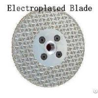 Buy cheap electroplated saw blade for marble and glass product