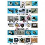 Buy cheap Elevator spare parts PUSH BUTTON SCHINDLER, OTIS, MITSUBISHI, KONE, FUJITEC, LG, HYUNDAI from wholesalers