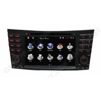 Buy cheap Mercedes-Benz CLK W209 GPS  Navigation DVD Radio Player Head Unit with Sat Nav Audio Stereo System from wholesalers