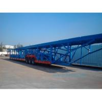 Buy cheap Car Carrier Trailer manufacture/factory/exporter from wholesalers